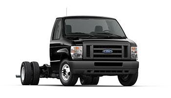 Ford E450 Box Truck